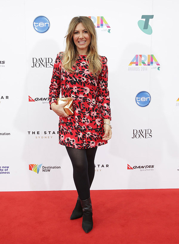 Best And Worst Dressed At The Aria Awards 2014 V On Foxtel