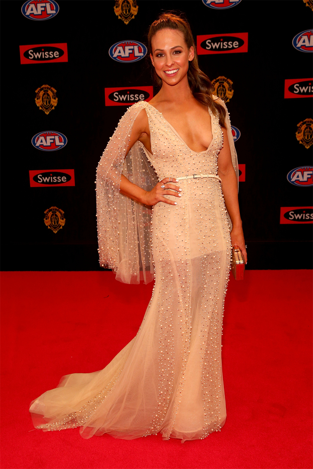 Best and Worst Dressed at the 2015 Brownlow Medal | [V] on Foxtel